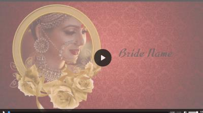How to create Wedding invitation video.