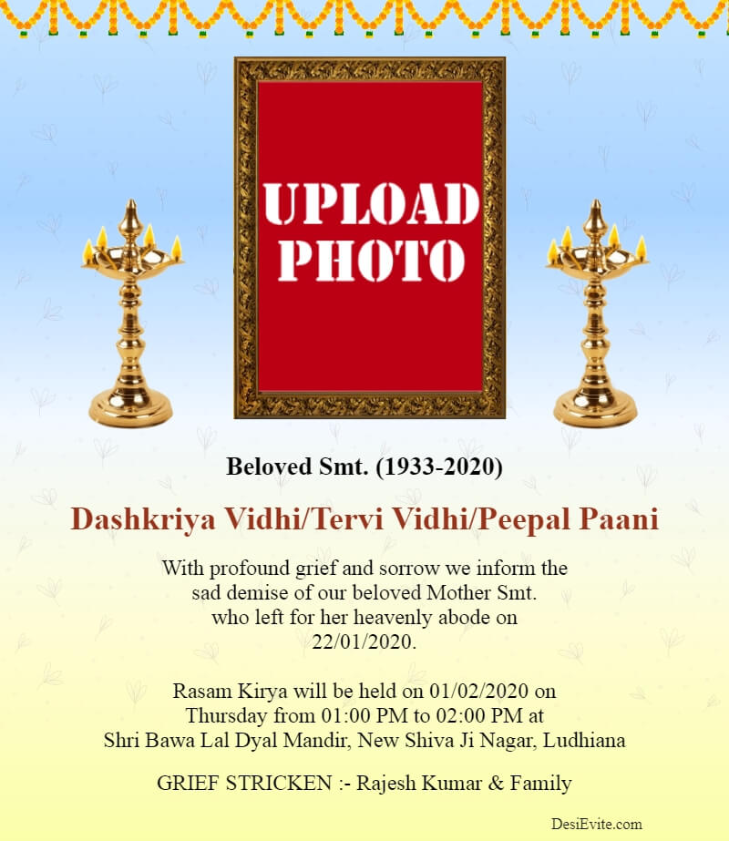 tervi vidhi invitation ecard template 80
