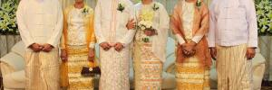 Burmese Wedding Rituals
