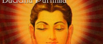 Hatred does not cease by hatred, but only by love Buddha Purnima ecards