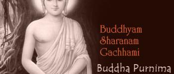 Buddhyam Sharnam Gachhami Buddha Purnima ecards