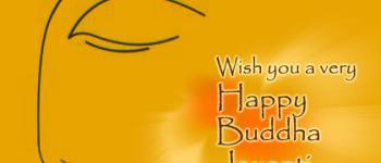 Wishing you a very happy Budha Jayanti ecards