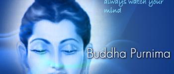 Always watch your mind Budha Purnima ecards