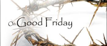 May his grances shine on you Good Friday