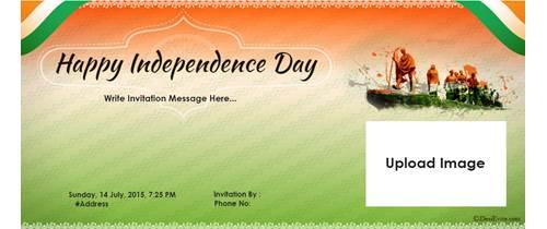 Celebrating 15 August