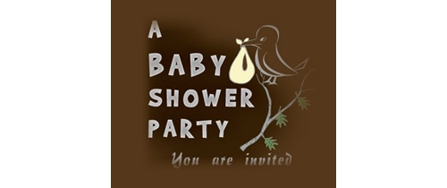 A Baby Shower Party you are invited