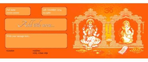 Free dhanteras invitation card online invitations invite on dhanteras festival m4hsunfo