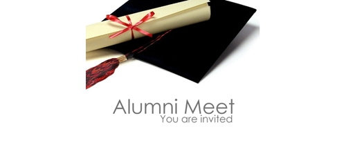 Please join the Alumni Meet party tonight