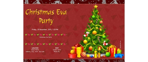 Christmas Eva Party