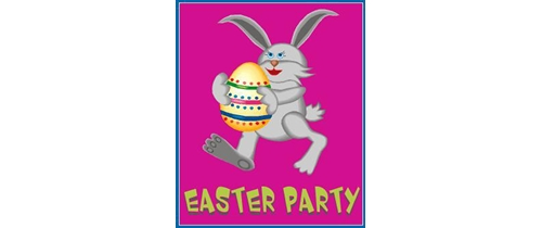 it's time to celebrate Easter Party