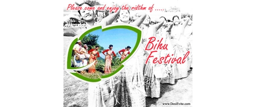 Please cone and enjoy the ridthm of Bihu Festival
