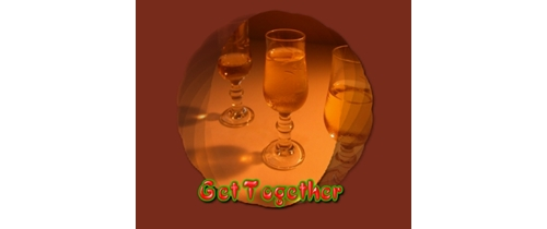 Get Together Pary Invitation