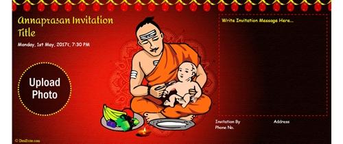 Annaprashan / Rice Feeding Ceremony