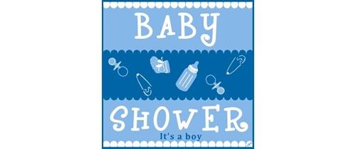 Baby Shower Invitation Its a boy