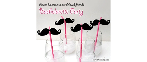Please do come to our beloved friend at Bachelor Party