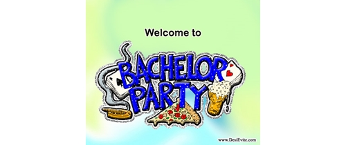 Welcome to Bachelor Party