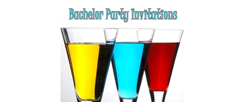 Join us for Bachelor Party tonight