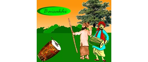 Come and join Baisakhi dance