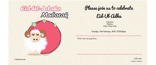 Come and Enjoy Eid-Ul-Adaha