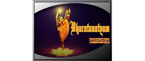 Bharatnatayam Invitation