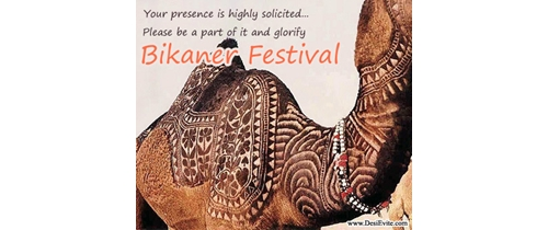 Be a part of camel show and glorify the Bikaner Festival