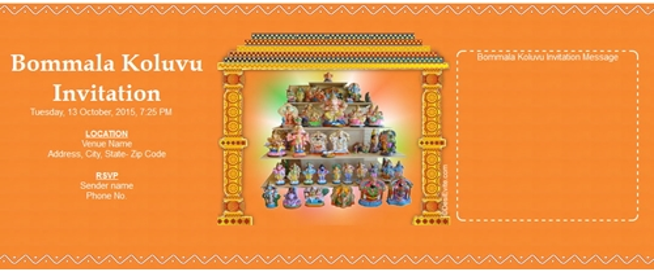 Free Festivals Invitation Card Online Invitations