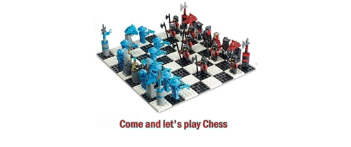 Chess tournament Invitation