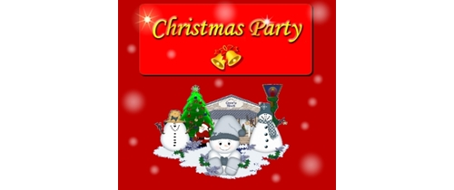Free Online Christmas party Invitation Cards – Christmas Party Invitations Free Online