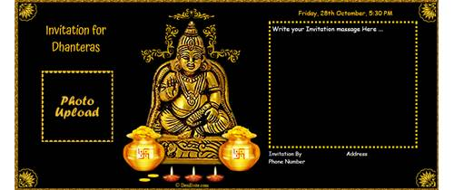 Dhanwantari Triodasi, the birth anniversary of the God of Ayurveda.