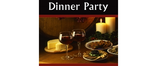 Please join to our Dinner Party