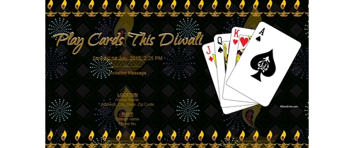 Play Cards This Diwali