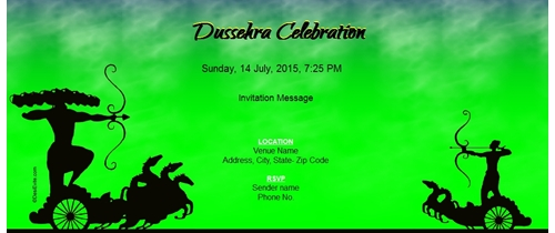 Dussehra Celebration