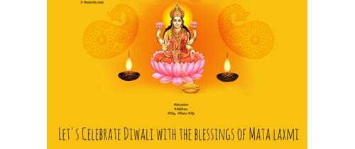 Diwali - Laxmi Puja