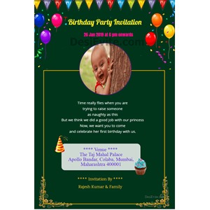 1st-Birthday-Invitation-Card-Balloon-Cake