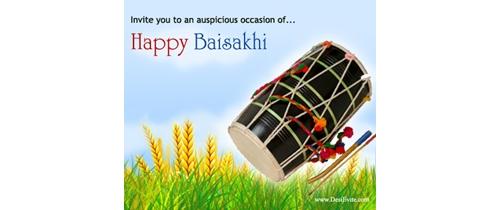 Please join us on Baisakhi