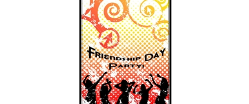 Night out party on Friendship Day