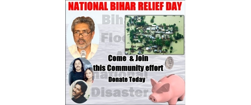 National Bihar Relief Day for