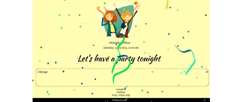 Get Together Party tonight