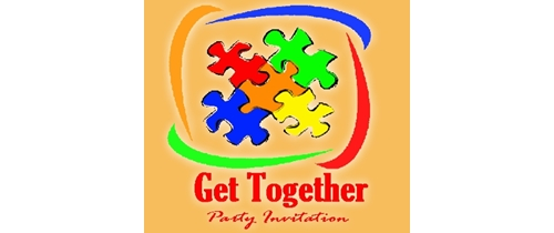 Get together Party Invitation