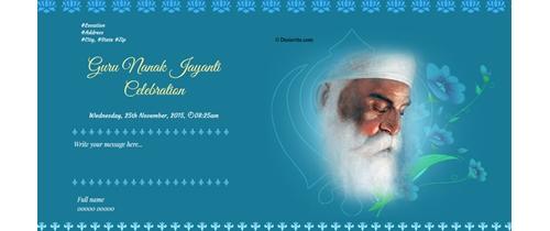 Guru Nanak Jayanti Celebration
