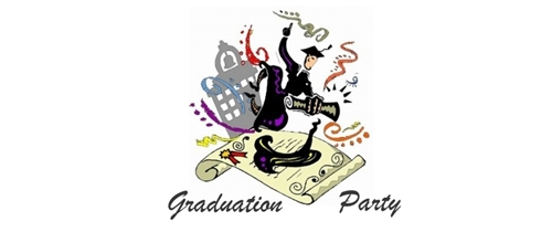 Now i am Graduate pleae join us for Party tonight