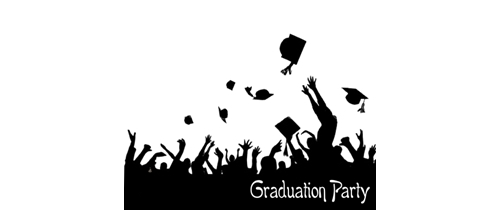 Celebrate Graduation Day join the party tonight