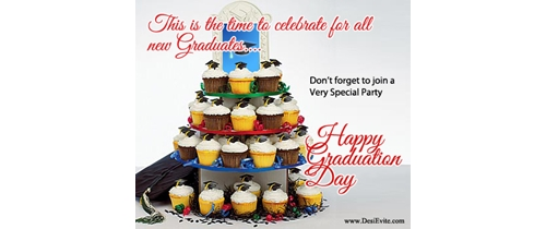 This is time to celebrate ffor all now Graduate