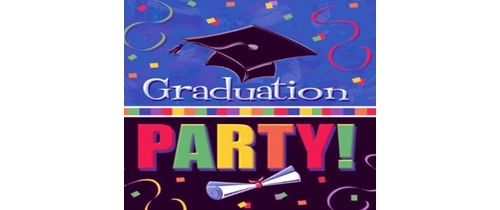 Graduation Party Time come and enjoy
