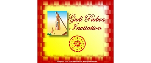 Enjay the Gudi Padwa