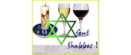 Gut Shabbes ! Judaism
