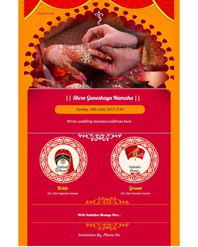 hindu-traditional-engagement-invitation-card-whatsapp