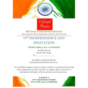 independence-day-invitation-card-with-photo