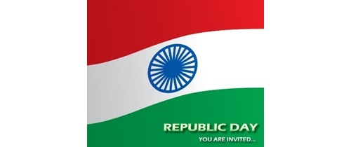 Republic Day Invitation