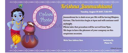 Let's Celebrate Krushna janm